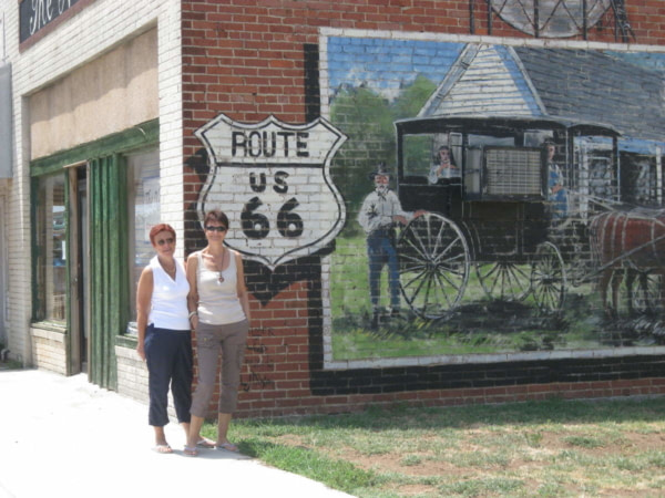 Davenport Route 66 2011