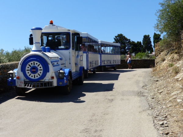 Petit train de Cadaquès