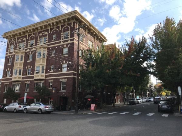 Bâtiment de Portland