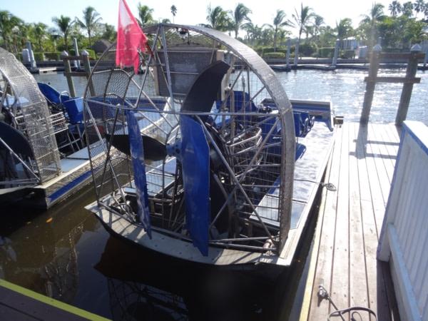 Air-boat Everglades 2016
