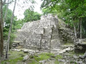 14 Sept : Palenque/Xpujil