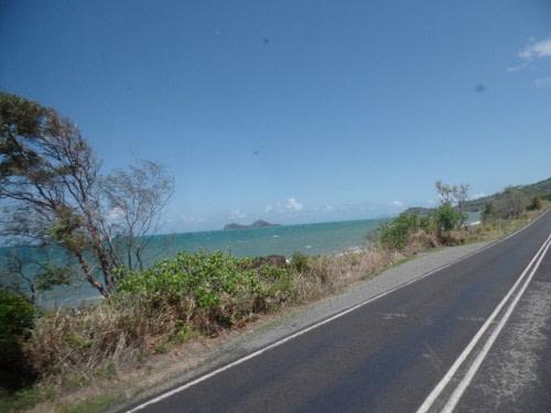 Sur la route de Port Douglas