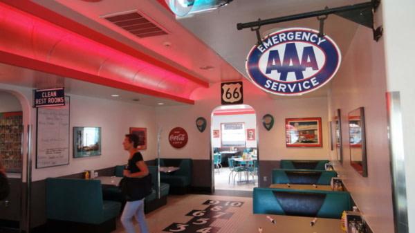 66 Dinner Albuquerque Route 66 2011