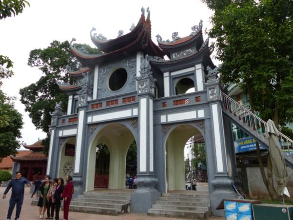 Temple Phu Tay Ho