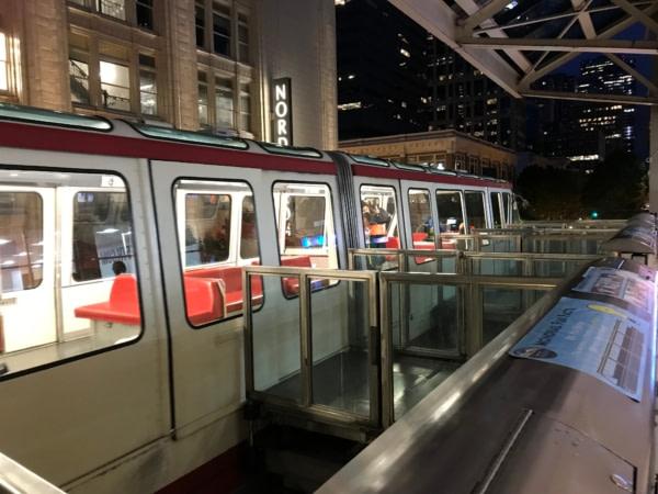 Découvrir Seattle Monorail de Seattle