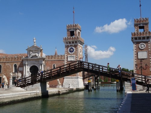 Top départ pour notre escapade à Venise  juin 2017 Venise