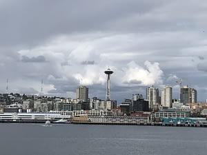Visite de Seattle