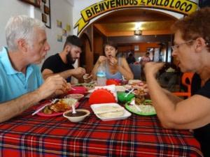10 Sept : Villahermosa/San Cristobal de las Casas
