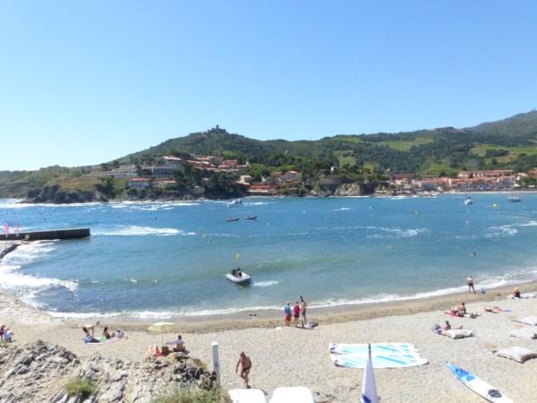 Plage de Collioure