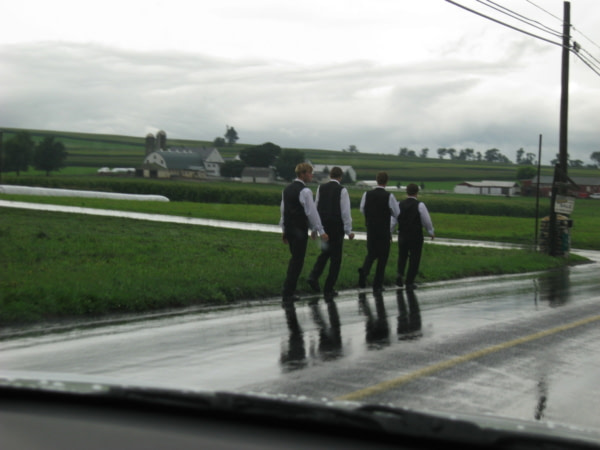 Village Amish 2009