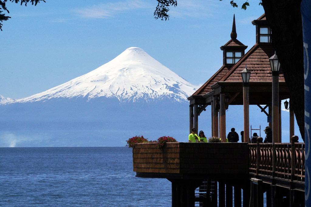 Traversée andine de l'Argentine au Chili en bateau