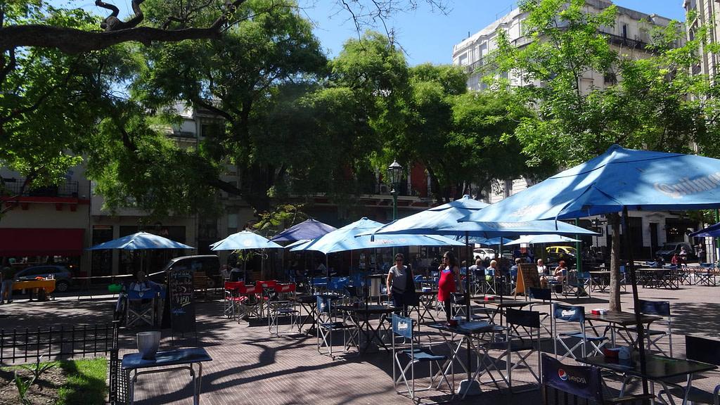 Place de San Telmo