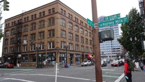 Downtown de Portland