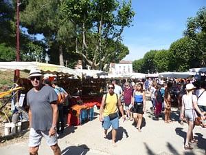 Marché de Collioure