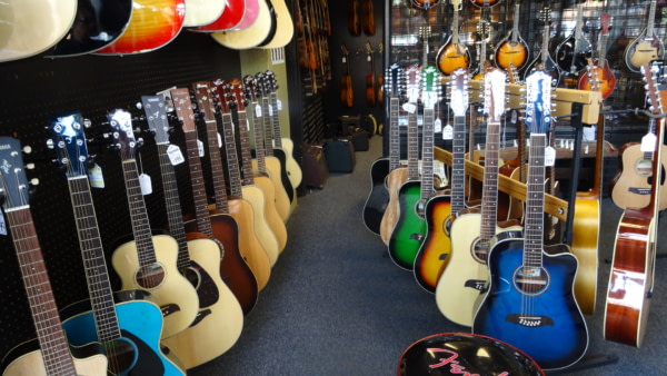 Belles guitares