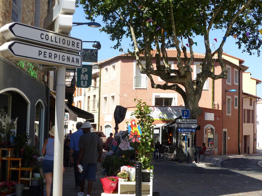 Visite d'Argelès sur Mer Village d'Argelès