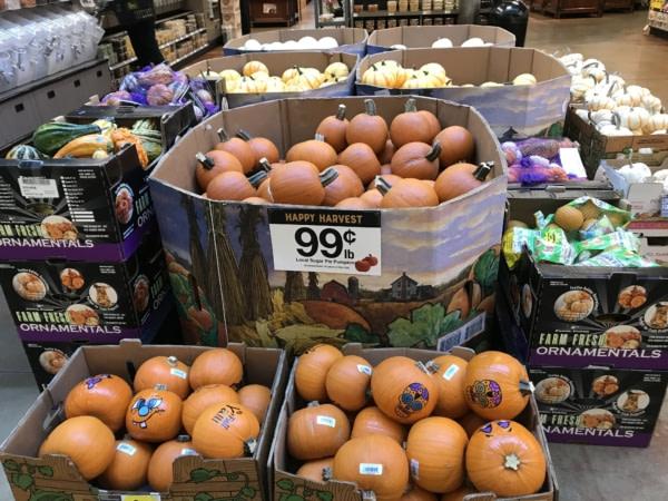 Capitol Hill Magasin de légumes