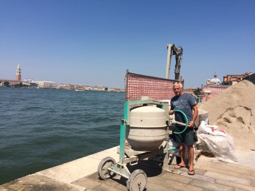 20 juin 2017 Venise en manque