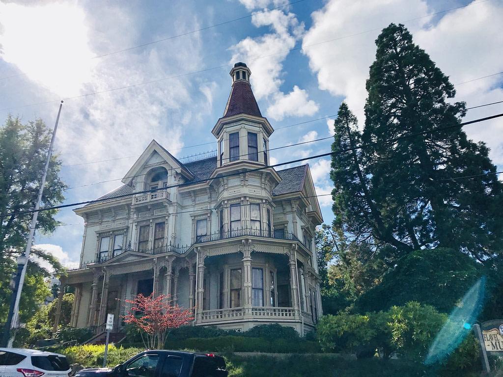 Etape Cannon Beach Petite maison d'Astoria