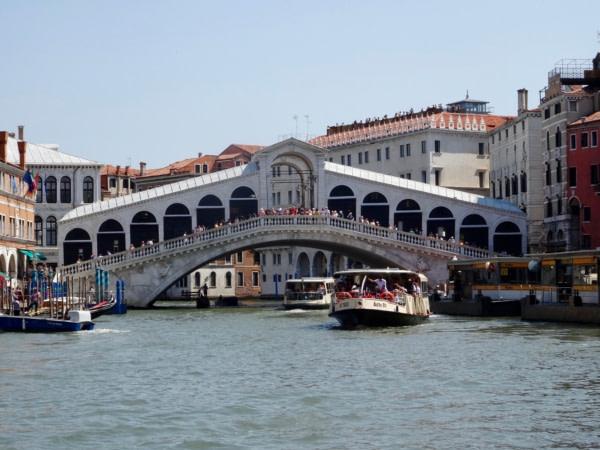 20 juin 2017 Venise Pont Rialto