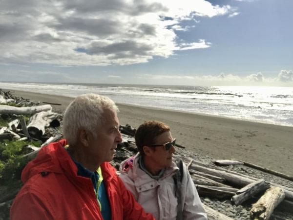 Visite National Park Olympic côte Pacifique de Olympic Peninsula