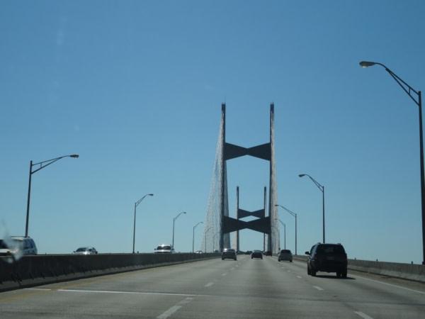 Pont de St Augustine