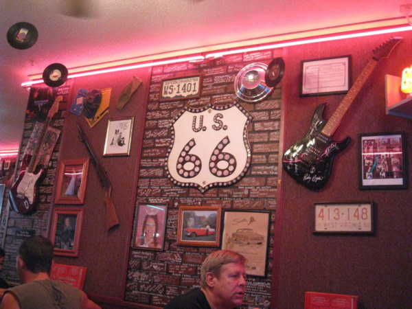 Diner route 66 2011