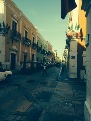 09 Sept : Campeche/Villahermosa