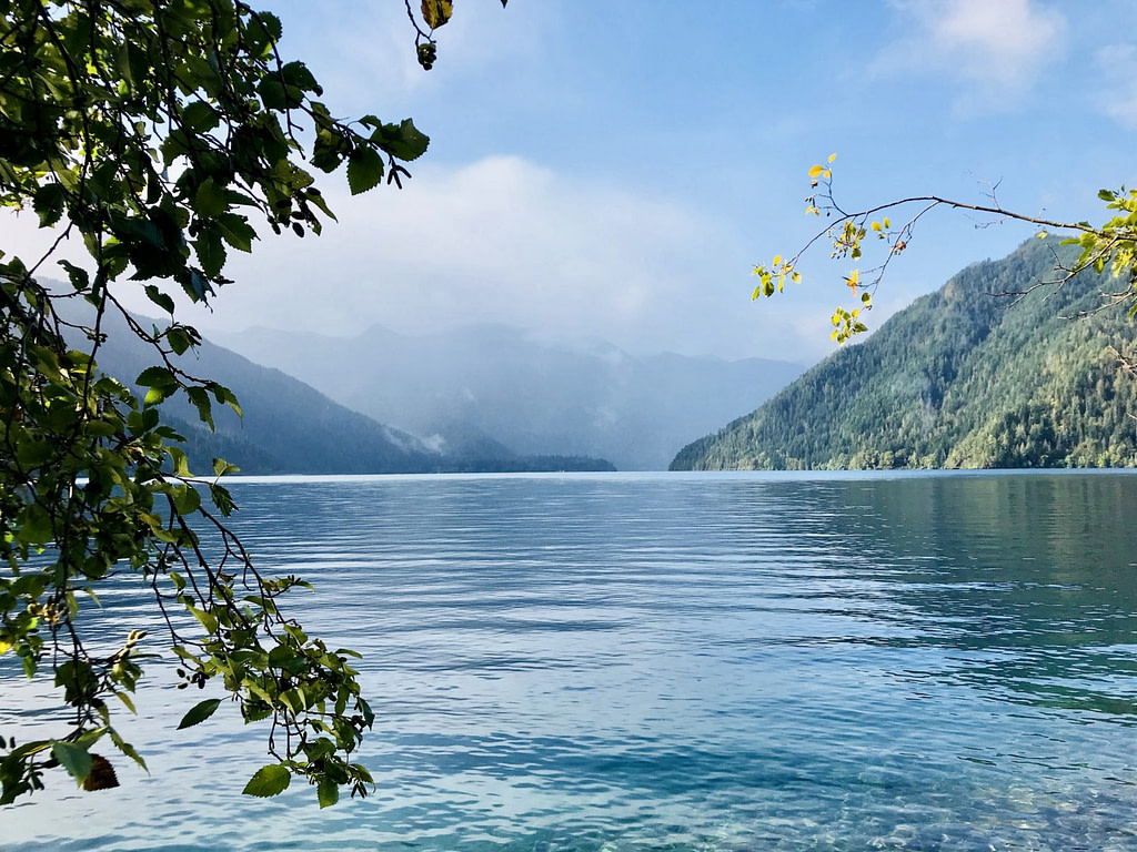 Visite National Park Olympic Lake Crescent