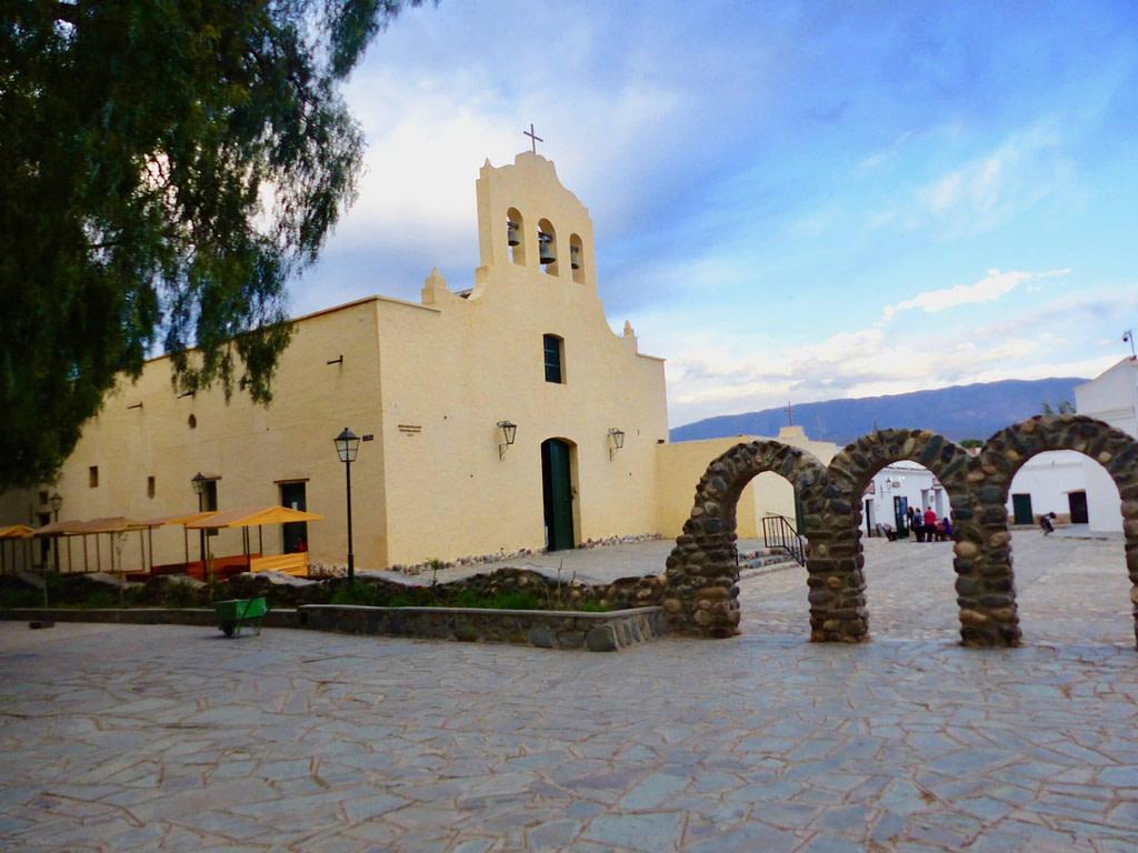 Eglise de Cachi