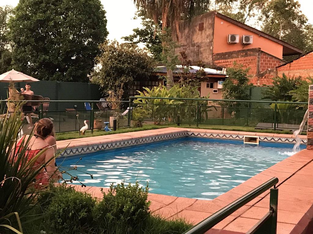 piscine de notre hôtel