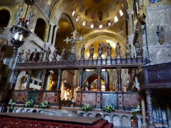 Visite de Venise 19 juin 2007 Basilic San Marco