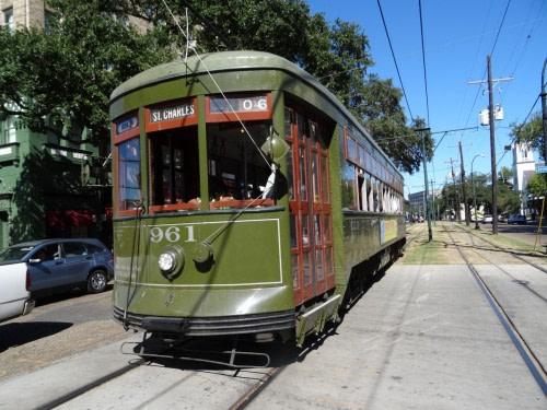 tramway nommé désir new orleans