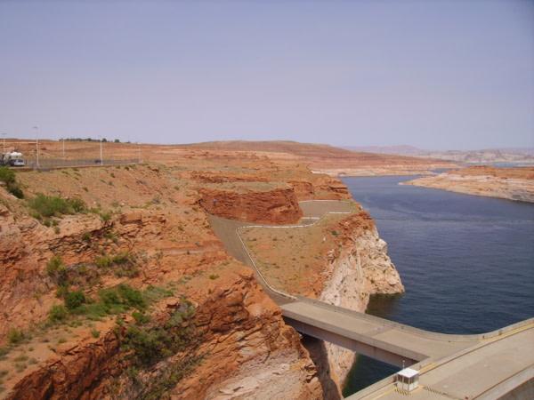 Lac Powel 2007