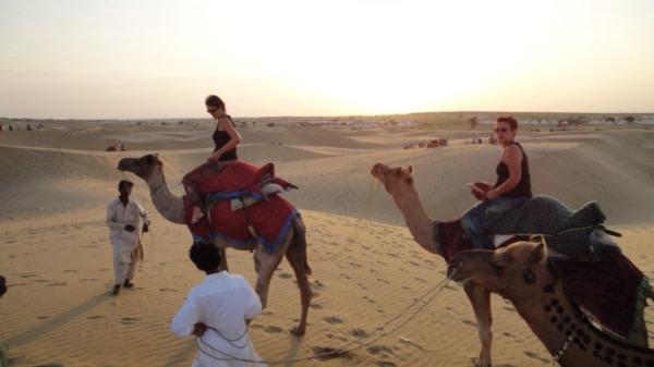 Désert de Jaisalmer