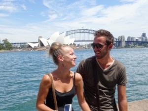 Sydney Manon et Jérémy