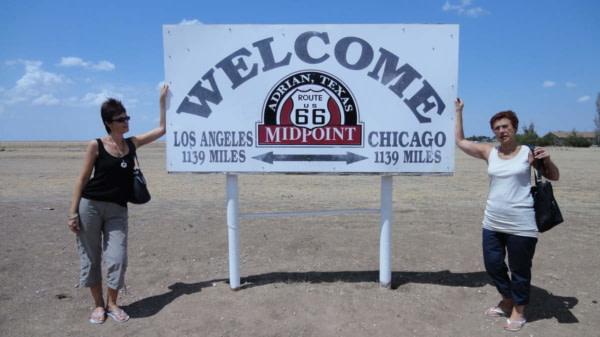 Midpoint de la Route 66