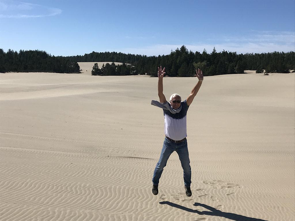 Etape Florence Toujours des dunes