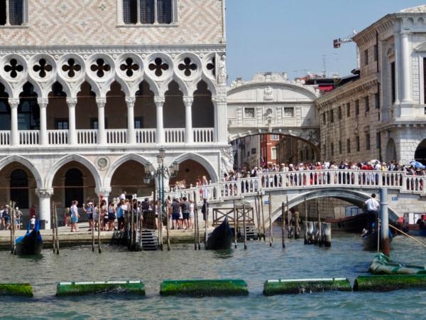 20 juin 2017 Venise le Pont des Soupir