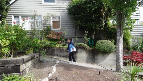 Découvrir Seattle Les rues de Queen Anne