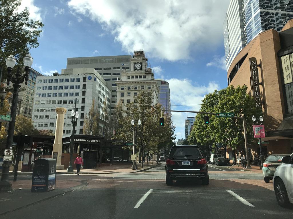 Portland Pioneer district