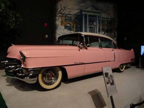 VoitureD'elvis Presley Cadillac Fleetwood 1955