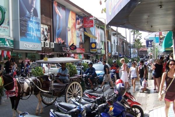 Shopping à Nusa Dua