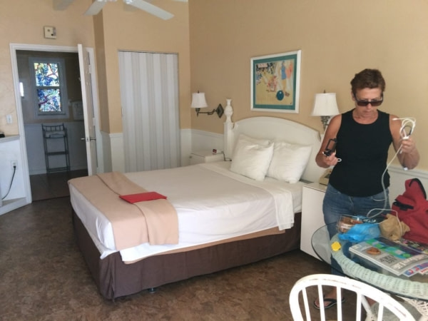 Notre hôtel à Naples