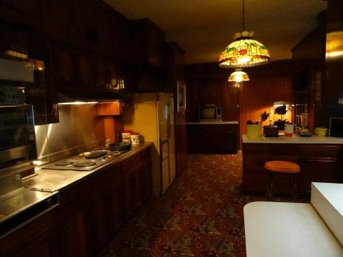 Graceland la cuisine