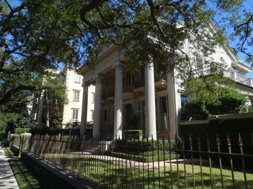 Garden District  demeure de style colonial