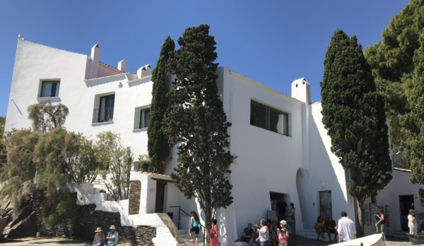 Cadaqués maison de Dali