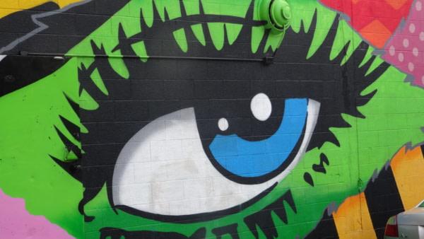 Peinture de rue