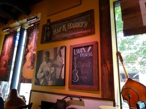 Nashville Musicians Hall or Famé, musée qui rend hommage à tous les groupes et musiciens qui ont inventé la musique américaine.