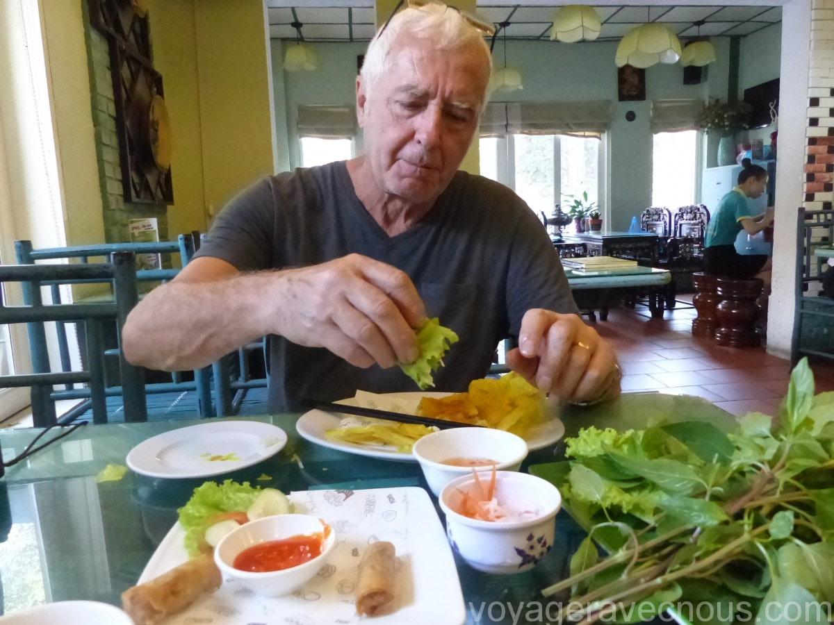 Petite pause déjeuner